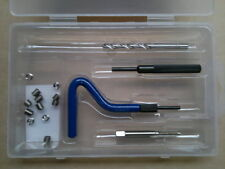 Champion Thread Repair Kit M6 x1.0 Helicoil Type Tap Drill Snap Off Tool Inserts