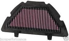 Kn air filter (YA-1007) Para Yamaha YZF R1 2007 - 2008