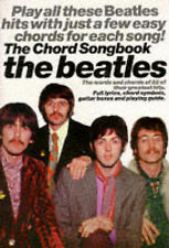 Good, The Beatles: Chord Songbook. Sheet Music for Lyrics & Chords (with Chord B