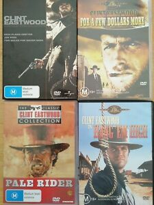 Eastwood Western Icon Collection+Pale Rider Hang 'Em High A Few Dollars More