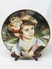 Francisco Masseria's Adrien Collector Plate Royal Doulton 1981 2nd in Series