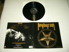 PENTAGRAM --- rare 1993 DAY OF RECKONING LP!!! doom metal