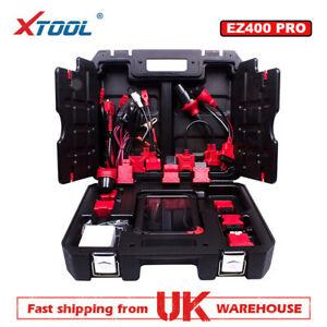 XTOOL EZ400 PRO OBD2 Code Reader Diagnostic Tool All System Scanner ABS DPF SAS