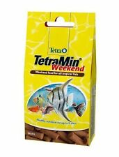 Tetramin Weekend Stick Food Holiday for Tropical Fish Tetra Min X5