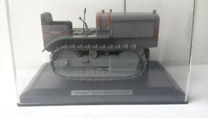 Caterpillar Cat Twenty Track-Type Tractor - Norscot 1:16 Scale Model #55201 case