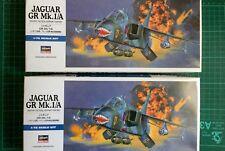 Hasegawa 1/72 Jaguar GR1, X 2+ model Alliance Guerre du Golfe JAGUAR & Buccaneer decals