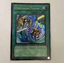 Dimension Fusion Ultra Rare NM Invasion of Chaos Yugioh 2B3 IOC-094