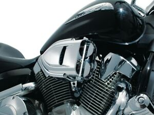 Kuryakyn Pro-R Chrome Hypercharger Air Intake Kit 2002-2008 Honda VTX1800 9461
