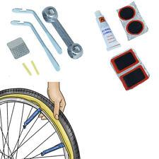 Kit Reparaciones Rueda Bicicleta Desmontar Reparar Agujeros Caucho Bici Agujeros