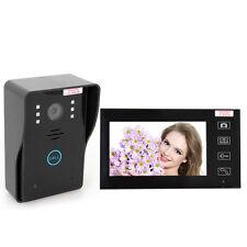 "2.4G 7 ""Wireless Video Intercom Türklingel Telefon Home Security Kamera System"