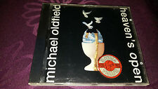 CD Michael Oldfield / Heavens Open - Album 1991 - EAN: 5012981265328