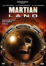 MARTIAN LAND - DVD MINERVA - THE ASYLUM