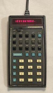 Vintage HP-35 LED Scientific Calculator