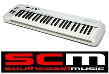 SAMSON CARBON 49 KEY USB MIDI CONTROLLER KEYBOARD TOUCH SENSITIVE BRAND NEW