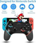 Bluetooth Wireless Pro Controller Gamepad Joypad for Nintendo Switch  PC UK