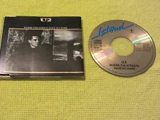 U2 Where The Streets Have No Name 1991 CD Single Island Records (659 152).