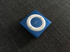 iPod Shuffle 4th Generation 2GB Blue  0796B