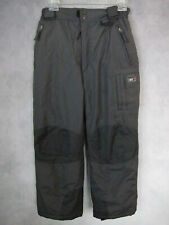 32 Degrees Weatherproof Boys Gray Winter Snow Pants Size L 14/16