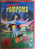 Bloody Pompoms DVD NEU New Sealed Uncut FSK18 Betsy Russell Rebecca Ferratti
