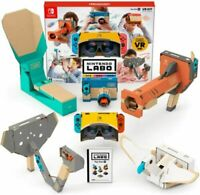Nintendo Labo Toy-Con 04 VR Kit Switch goggles Family Children Japan Ver. tk128