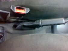 Cuffia leva freno a mano Opel corsa B pelle nera