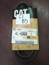 Genuine OEM Caterpillar CAT V-Belt  4L-6060    V