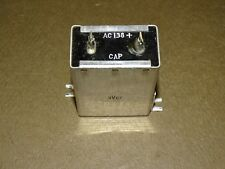 Western Electric Type AC 138 Capacitor, .1 MFD, Good