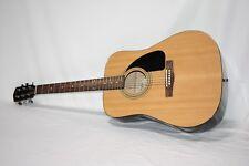 Fender Fa-100 Dreadnought Acoustic Guitar - Natural