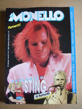 IL MONELLO n°25 1988 STING Rupert Everett Rob Lowe Mickey Rourke [G425]