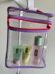 Clinique- Face Wash Set With The Bag