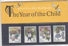 GB 1979 Year of the Child Presentation Pack VGC. Stamps. Free postage!!