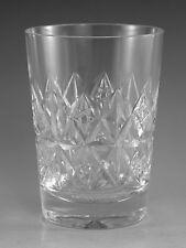 "TUDOR Crystal - MRUK39 Cut - Tumbler Glass / Glasses - 4"""