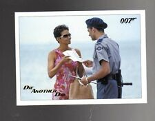 James Bond Archives Final Edition Die another Day #20 GOLD card 061/250