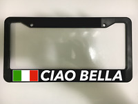 Sicilian Italian Italy Sicily Country License Plate Frame Tag Holder