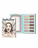 Benefit Vanity Flare Nude Eyeshadow Palette 12 Shades New in Box
