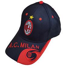 Fußballverein AC Milan Baseball unisex Kappe, Cap, Hat