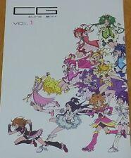EUNOS Precure Color Fan Art Book CG Cure Gift vol.1