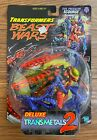 1999 Transformers Beast Wars Scourge MOSC