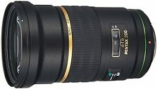 PENTAX Star Lens super-Telephoto Single Focus Lens DA 200mm F2.8 ED IF SDM New