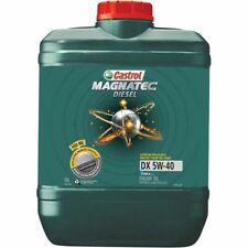 Castrol MAGNATEC Diesel Engine Oil 5W-40 DX 10 Litre