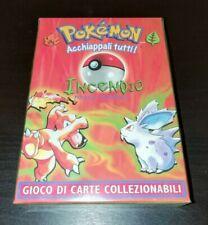 Pokémon - Mazzo Tematico - Incendio - Set Base - SIGILLATO - italiano