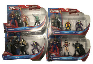 Justice League - collect them all at one time.