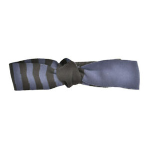 Nick & Sons Mens Everyday Tie Wool Blue Size OS