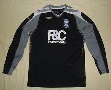 Birmingham City FC / 2007-2008 GK - UMBRO - JUNIOR Shirt / Jersey. XLB, 158 cm