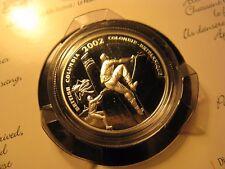 FESTIVALS CANADA 2002 SQUAMISH DAYS 50 CENT FINE SILVER COIN SET RCM PACK