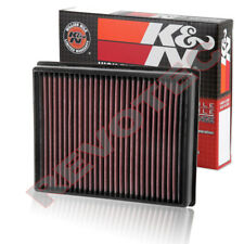 K&N 33-5000 Hi-Flow Air Intake Filter For 2013 Ford Fusion & Lincoln MKZ