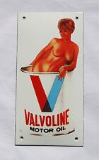 Valvoline PIN UP GIRL-Email BOUCLIER-bouclier-virent-Top - EMAUX Bouclier