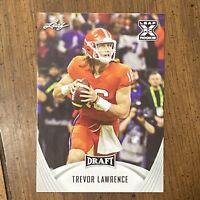 2021 Leaf Draft Trevor Lawrence RC Jaguars Clemson ROOKIE! #1