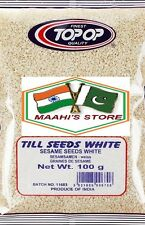 Sesame Seeds White (Till Seeds) Top op Top Quality.