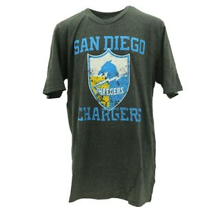 San Diego Chargers Official NFL Kids Youth Size Distressed T-Shirt New Tags